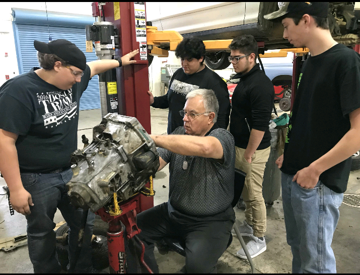 Central Academy Automotive Program