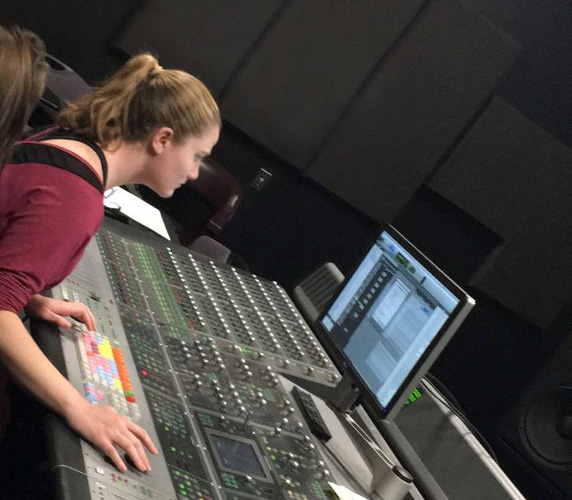 MRHS Graduate Pursues Passion for Film Editing at ABC News