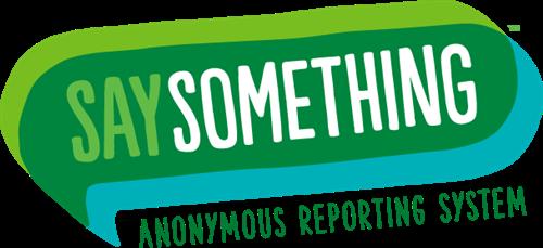 Say Something App Website