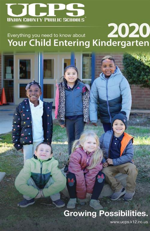 Kindergarten booklet