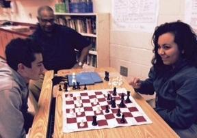 Monroe Middle 21st CCLC Students Learn Patience and Tactical Thinking