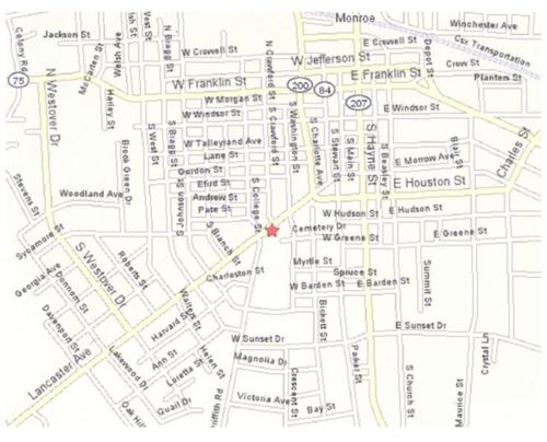 ESL Map