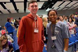 Stuco Members Attend Fall Conference