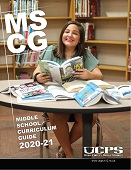 2020-2021 Middle School Curriculum Guide