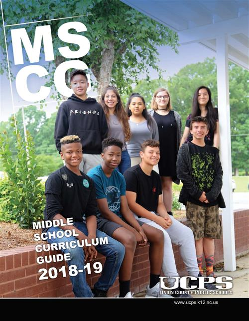 Middle School Curriculum Guide 2018-2019