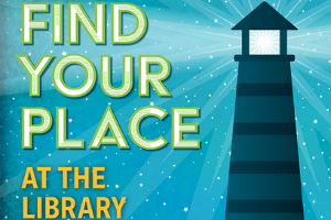 National Library Week April 19th through April 25th