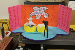 Musical Theatre Classes Design Backdrops and Sets For Musicals
