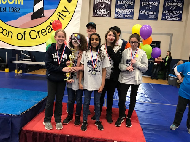 Odyssey of the Mind heads to Worlds