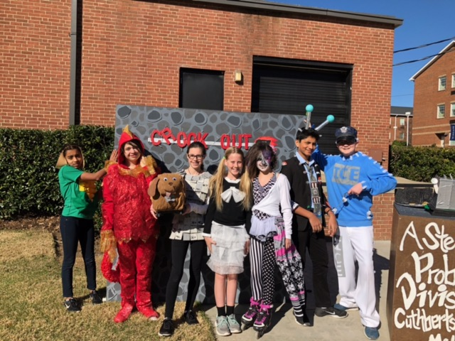 Odyssey of the Mind Competes and Moves On