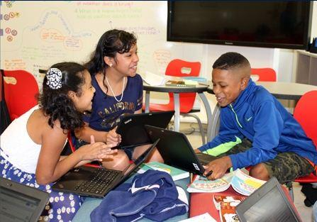 Classrooms of Tomorrow: innovative technology + futuristic teaching = engaged students