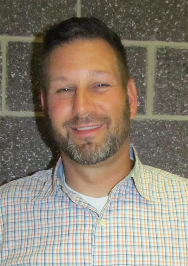 Mr. Jeffery Stout, Principal