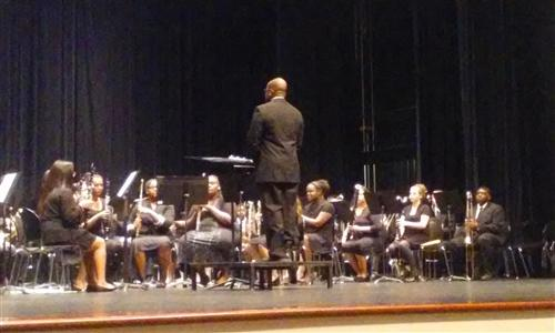 East Union Band Excels at MPA