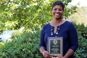 East Union's Angela Foster Named UCPS Assistant Principal of the Year