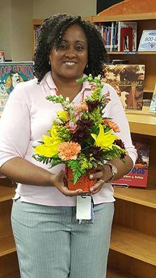 Lisa Anthony named EUMS Teacher of the Year