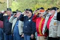 East Union welcomes local Veterans