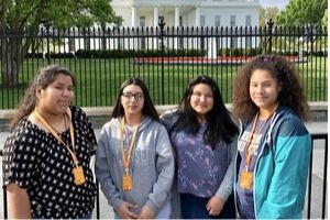 8th Graders Go To Washington