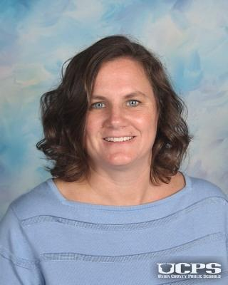 Mrs. Kristi Williford  - Principal