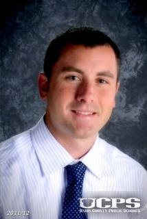 Matt Lasher, Assistant Principal
