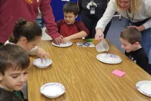 CBSS Students Make Snow