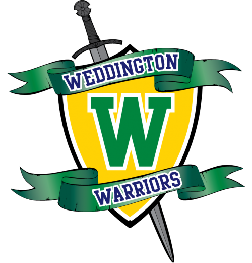 Weddington Warriers Shield