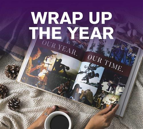 Wrap up the year