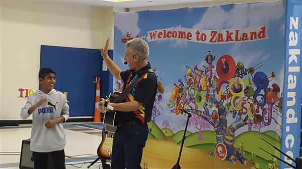 Welcome to Zakland!