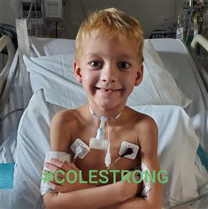 #COLESTRONG