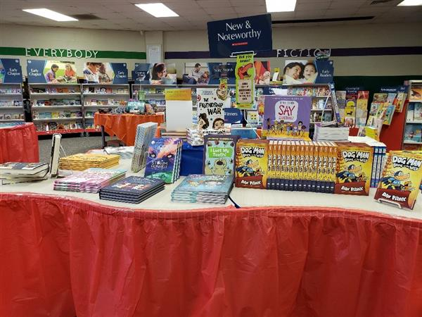 Winter Scholastic Book Fair
