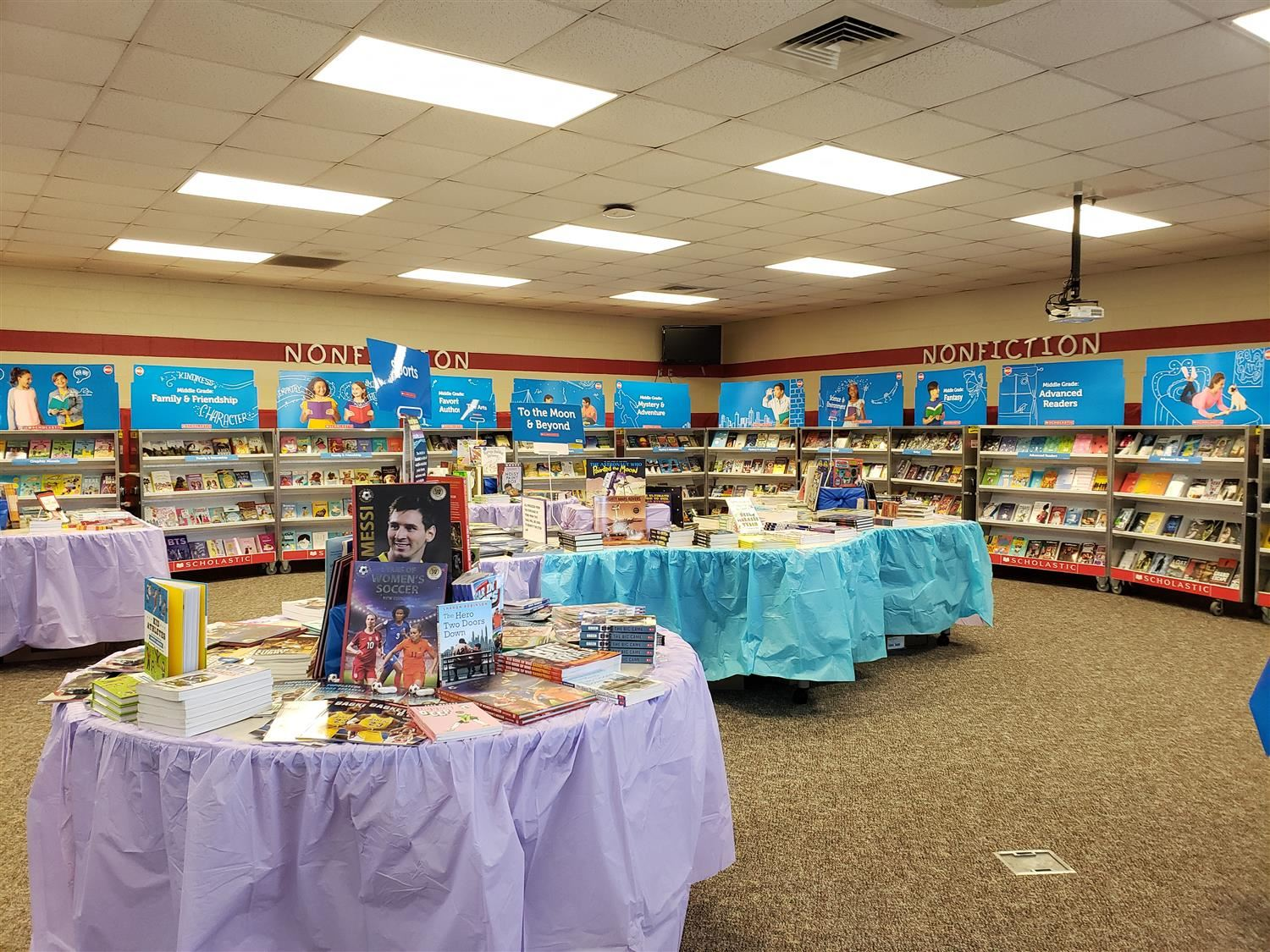 Thanks for Supporting our Book Fair
