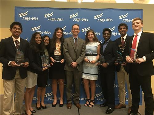 FBLA Students attend States