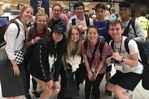 Annual Summer Exchange Trip to Nanjing, China!