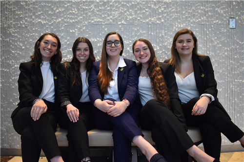 HOSA Students attend State Competition