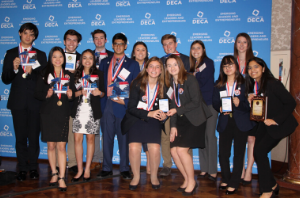 DECA Group Winners