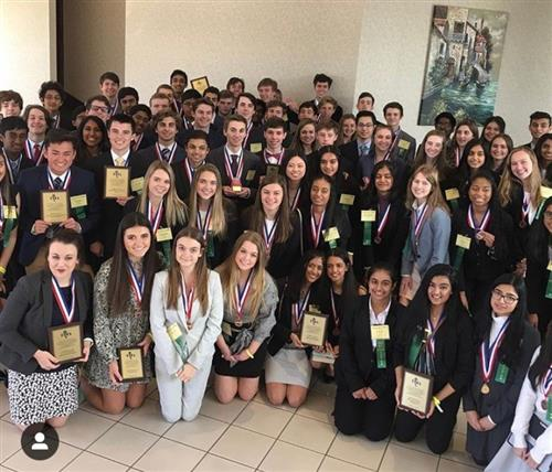 MRHS Students Sweep States!