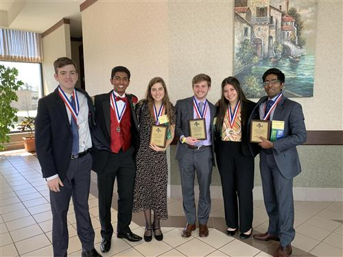 FBLA Students Sweep States!