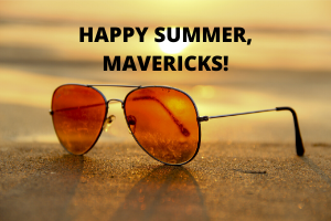 Happy Summer Marvin Ridge families!