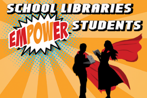 Let's Celebrate National School Library Month