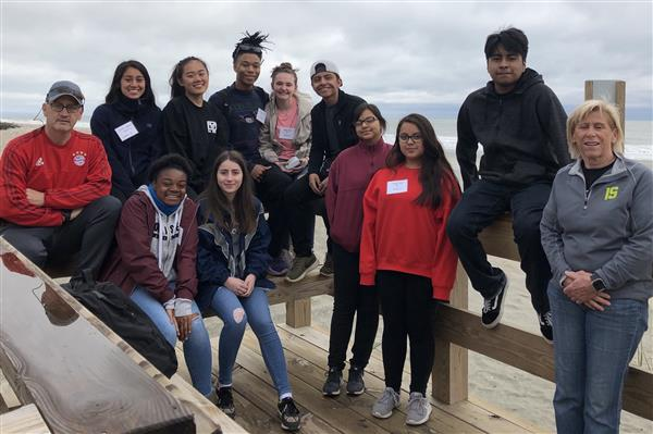 FCA Students Attend 36th Annual Beach Retreat