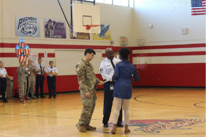 HSA@MMS Honors Veteran's Day