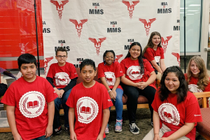 Battle of the Books Returns to District Competition