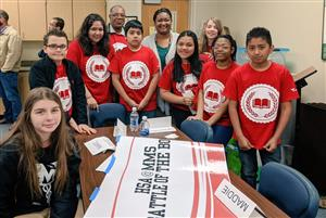 Battle of the Books 1