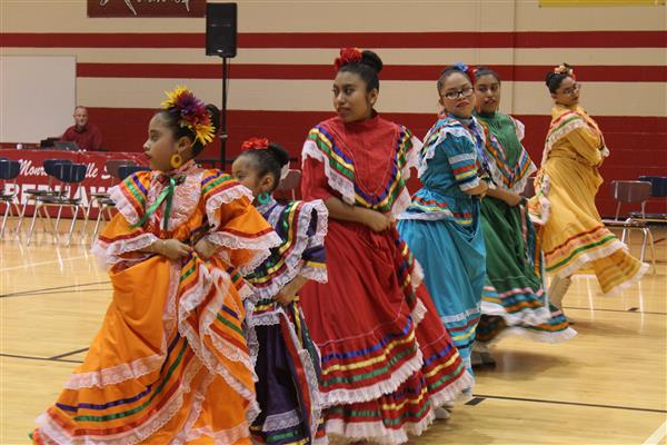 Multicultural Celebration Rocked the House