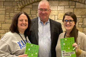 Instructional Coaches Learn From Jim Knight
