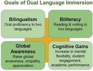 Image result for dual language
