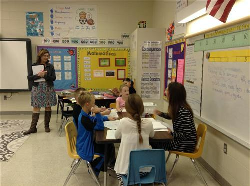Model Dual Language/Immersion Classes