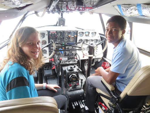 AFJROTC Takes Flight