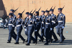 Parkwood/Cuthbertson JROTC Wins Big at Drill Meet