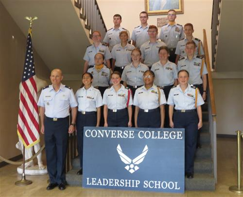 AFJROTC Record Setting Week