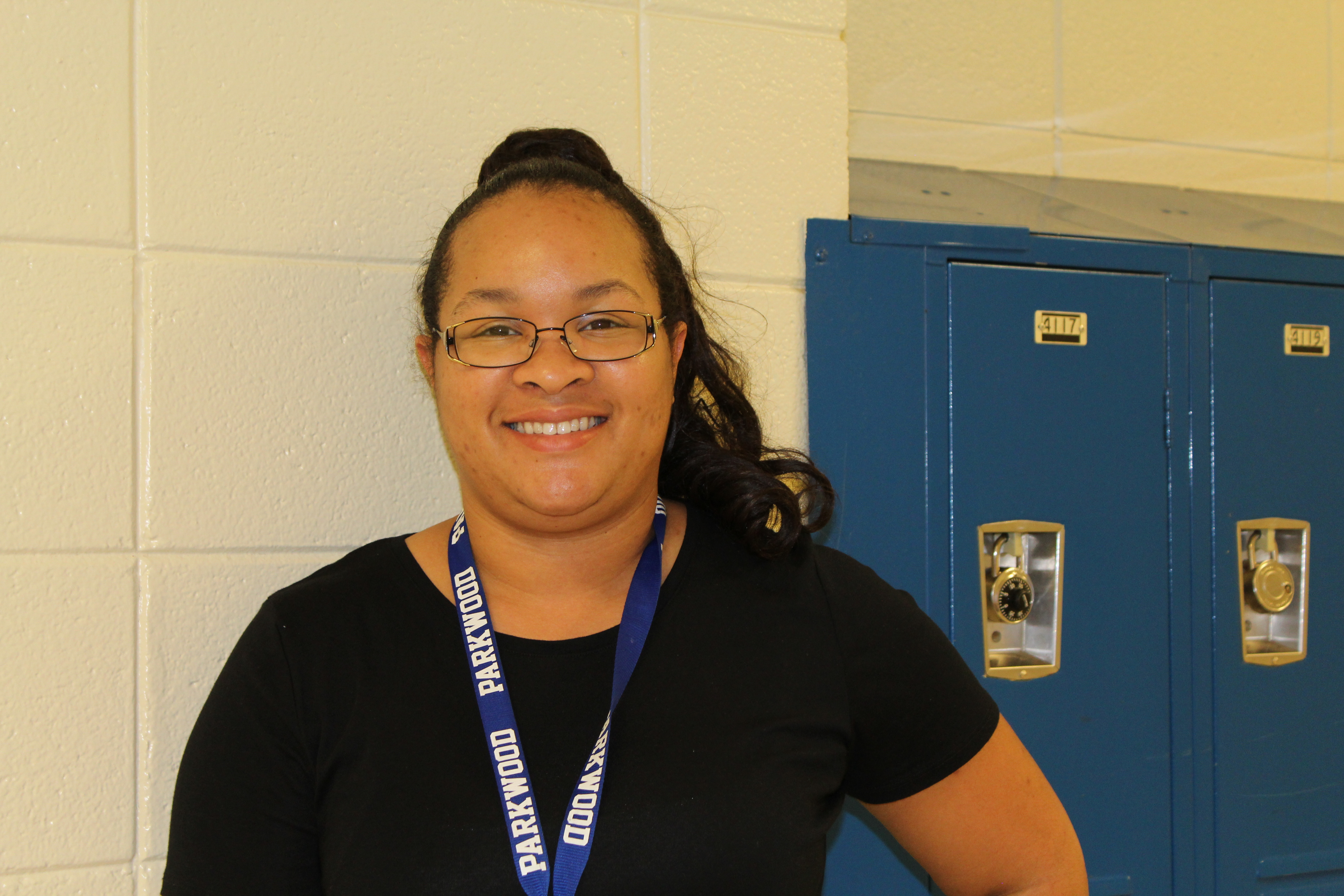 Meet Ms. McClendon, Instructional Assistant