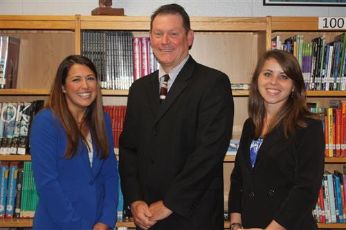 Parkwood Middle Welcomes Three New Administrators to the Parkwood Family